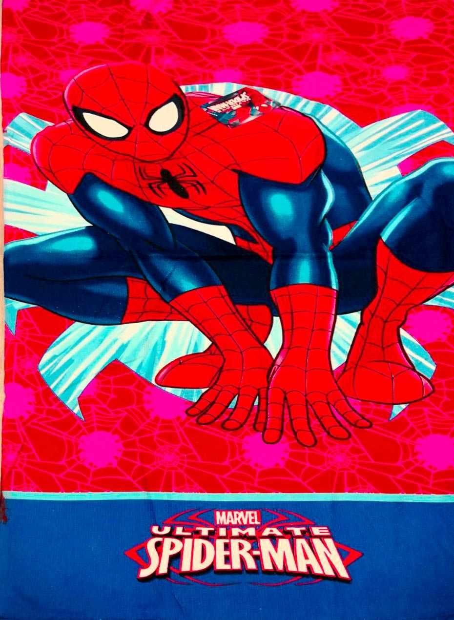 Toalla Spiderman
