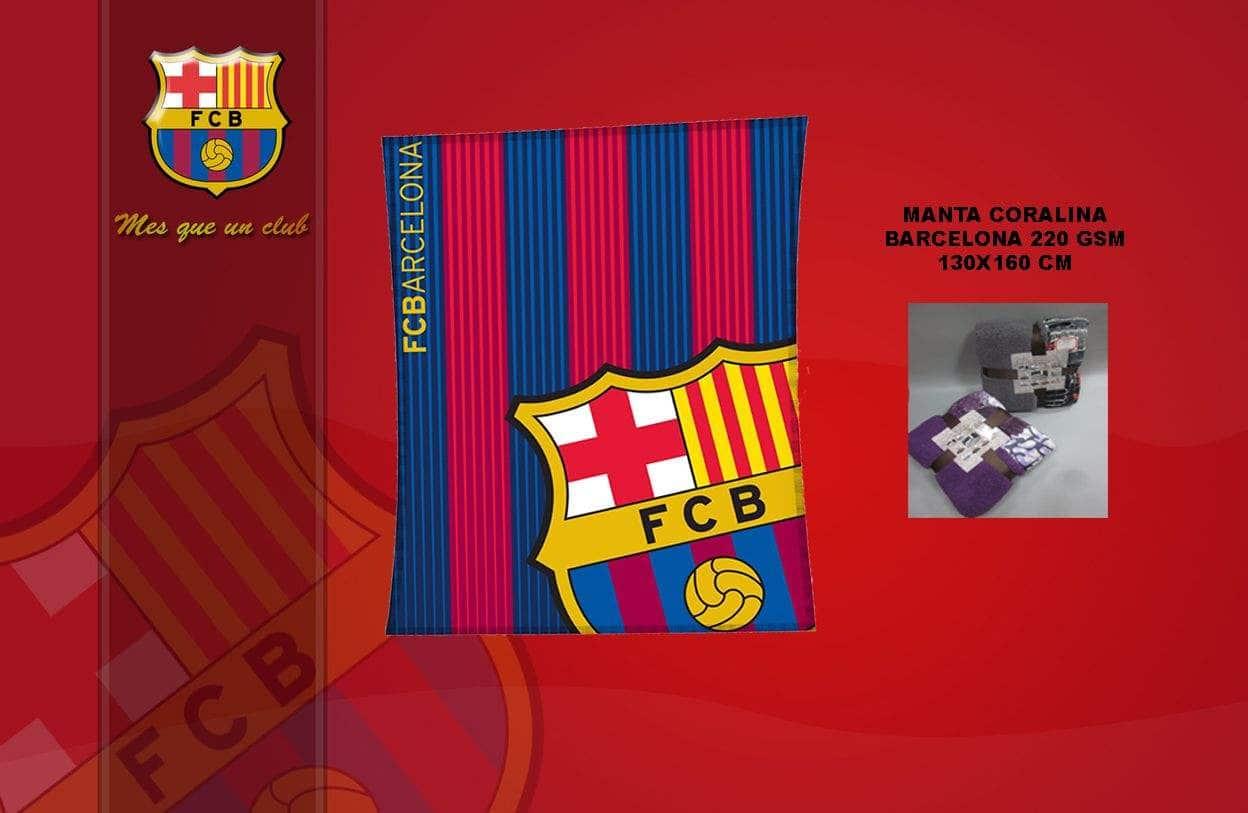 Manta Coralina F.C. Barcelona